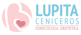 Dra. Lupita Ceniceros Logo